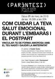 Conferència 21 març
